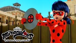 getlinkyoutube.com-Miraculous, les aventures de Ladybug et Chat Noir - La double vie de Marinette