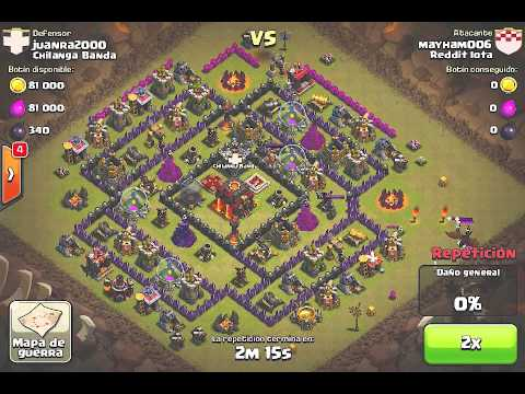 Clash of Clans  Chilanga Banda