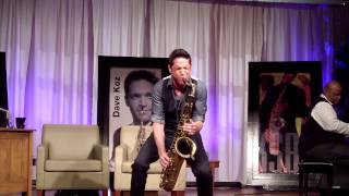 Anything's Possible/Higher Ground - Dave Koz (Smooth Jazz Family)