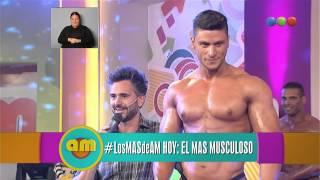 getlinkyoutube.com-Musculosos, Gastón - AM