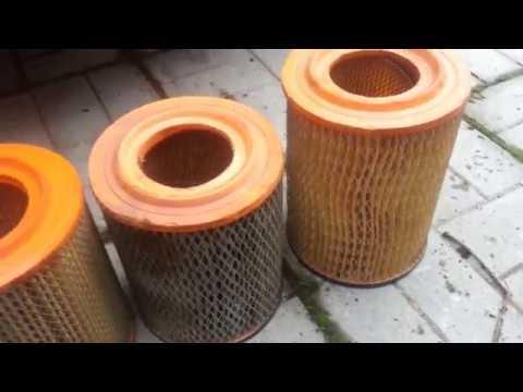 Замена воздушного фильтра на Волге