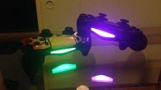 getlinkyoutube.com-[TUTO] Changement couleur LED manette PS4 !