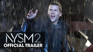 "Now You See Me 2 (2016 Movie) Official Trailer – ""Reappearing"""