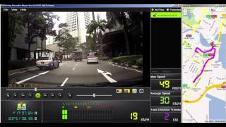 ATCONE CAR DVR | GPS CAR Camera recorder
