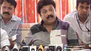 getlinkyoutube.com-Kerala Minister KB Ganesh Kumar firing questions at media