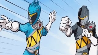 getlinkyoutube.com-Power Rangers Dino Rumble Full Story | Mega Rander Vs All Evil Boss | Go Go Power Rangers!