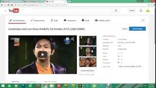 getlinkyoutube.com-How To Edit Video Avoiding  Copyright Strike