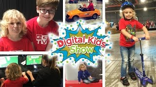 Digital Kids Show Manchester   Our Family Life