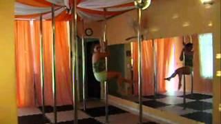 Bruna Oliveira Pole dance view on youtube.com tube online.