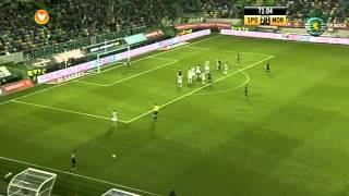 25J :: Sporting - 3 x Moreirense - 2 de 2012/2013