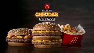 getlinkyoutube.com-Os #NovinhosCheddar estão no McDonald's. De novo!