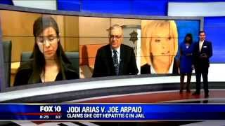 getlinkyoutube.com-Did Jodi Arias Get Hepatitis C in Jail & Have a Sexual Relationship With Travis Alexander's Cousin?