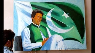 Best tribute to Imran Khan by Zohaibart - 14 Min Video will Make you Cry
