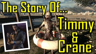 The Story of Timmy & Crane | A Dying Light Comedy Skit