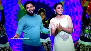 getlinkyoutube.com-Komady Circus | Ep 30 - Manikkuttan, Anusree & Prajoth are here! | Mazhavil Manorama