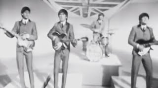The Beatles — Please Mr. Postman width=