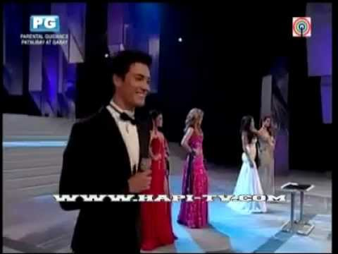 Miss Earth 2011 Part 8 - Question & Answer Portion