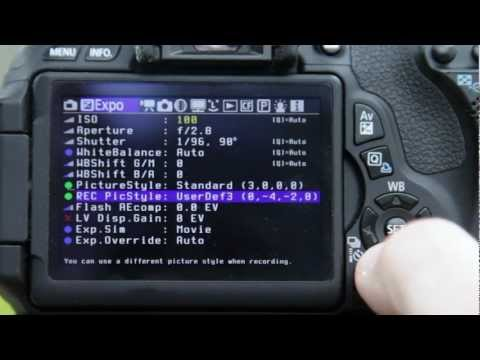 Canon T3i 600D movie-making with Magic Lantern (Part 3)
