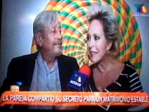 Margarita Gralia y Ariel Bianco