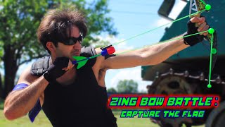 Zing Bow Battle: Capture the Flag