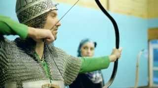 getlinkyoutube.com-Reviving Turkish archery