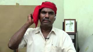 getlinkyoutube.com-Tamil folk singer Kovan Tells how He was arrested & Talks about His Connection with Naxal Groups