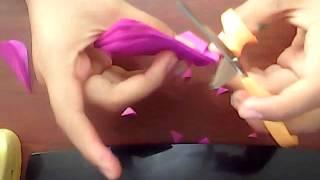 getlinkyoutube.com-COMO hacer PAPEL picado PARA decorar