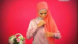 getlinkyoutube.com-Tutorial Hijab -  Jilbab Segitiga Yang Mudah Dan Cantik Terbaru 2014