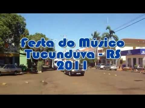Festa do Músico - Tucunduva - RS - 2011 - Desfile dos Ônibus