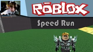 getlinkyoutube.com-Let's Play ROBLOX Speed Run - CAN I BEAT IT???