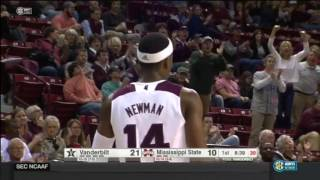 getlinkyoutube.com-Malik Newman Offense Highlights  -Incoming Kansas Jayhawks Transfer (Part1) Scoring Machine