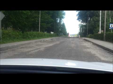 Šukání na cestách a kontrola předkožek v Polsku