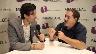 Movie legend Jon Landau talks to M&M Global