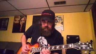 Justin Wood - ESP E II Eclipse jam width=