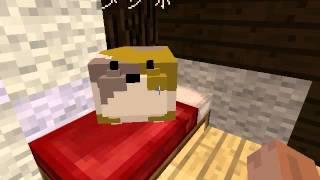getlinkyoutube.com-【Minecraft】デブネコを育てるMOD作る! ver 0.4