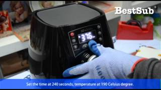 getlinkyoutube.com-3D Mini Vacuum Sublimation Press