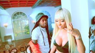 getlinkyoutube.com-Lil' Wayne w/ Nicki Minaj hours before his seizures | High School Video 'Behind the Scenes'