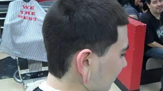getlinkyoutube.com-Fixing a messed up hair cut. By: Rick aka Da People's Barber