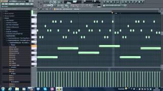 getlinkyoutube.com-TUTORIAL - Mike Will Made It type Beat Breakdown in FLStudio[HOW TO]
