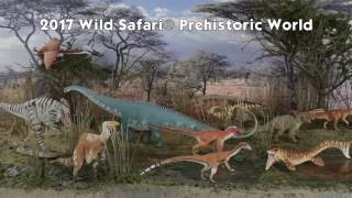 getlinkyoutube.com-2017 Wild Safari® Prehistoric World Toys