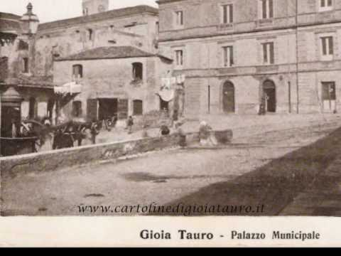 cartoline antiche di Gioia Tauro