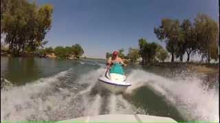 getlinkyoutube.com-✔ Jetski chasing a boat