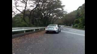 getlinkyoutube.com-トヨタ86 フル加速の排気音 R Magicエキマニ_キャタライザー_マフラー