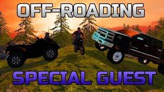 getlinkyoutube.com-Farming Simulator 2015- Off-Roading RZR, Chevy, Can Am, Special Guest