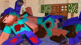 getlinkyoutube.com-Minecraft - VIDA REAL - #26 O ATENTADO!! E MUITAS MORTES!! - Comes Alive Mod