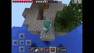 getlinkyoutube.com-Minecraft Pocket Edition: Lifeboat SkyWars! Episode 2: HELP!!! I'M IN TROUBLE!!!