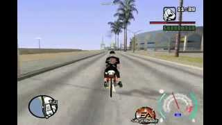 GTA SA mod Fiz-R Drag ..!!