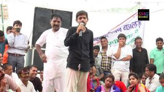 Pawan Dahiya - Latest Haryanvi Joke - Live Stage Comedy - SMG Records