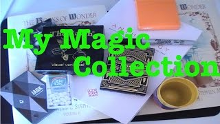 getlinkyoutube.com-My Magic Collection - 10k Subs Special!