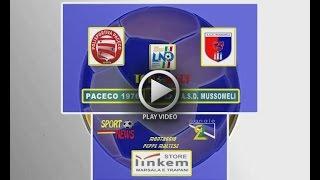 SERVIZIO PACECO 1976 -    MUSSOMELI  3  - 0